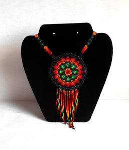Rojo dream catcher