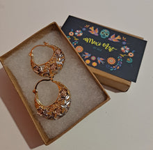 Load image into Gallery viewer, Rosas earrings