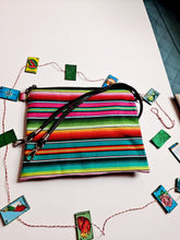 Load image into Gallery viewer, Sarape cross body bag