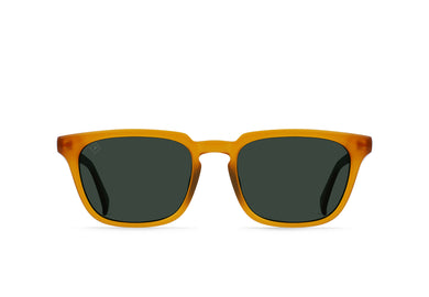 Honey/Green Polarized