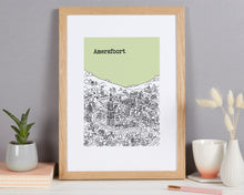 Load image into Gallery viewer, Personalised Amersfoort Print