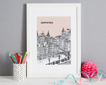 Load image into Gallery viewer, Personalised Amsterdam Print-6