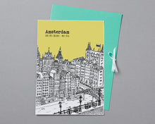 Load image into Gallery viewer, Personalised Amsterdam Print-7