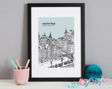 Load image into Gallery viewer, Personalised Amsterdam Print-3