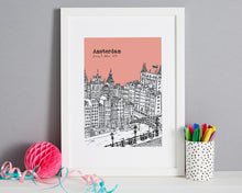 Load image into Gallery viewer, Personalised Amsterdam Print-1