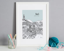 Load image into Gallery viewer, Personalised Barcelona Print-7