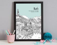 Load image into Gallery viewer, Personalised Bath Print-7
