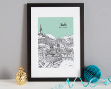 Load image into Gallery viewer, Personalised Bath Print-3