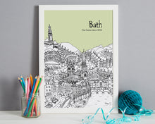 Load image into Gallery viewer, Personalised Bath Print-6