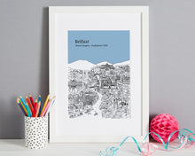 Load image into Gallery viewer, Personalised Belfast Graduation Gift