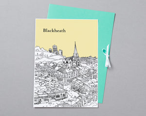 Personalised Blackheath Print-4