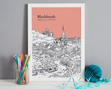 Load image into Gallery viewer, Personalised Blackheath Print-6