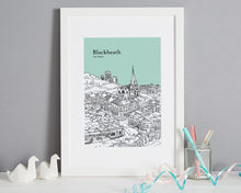Load image into Gallery viewer, Personalised Blackheath Print-5