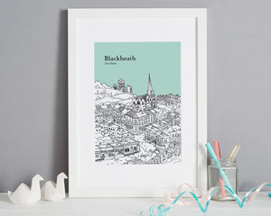 Personalised Blackheath Print-5