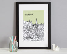 Load image into Gallery viewer, Personalised Blackheath Print-3