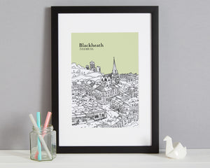 Personalised Blackheath Print-3
