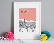 Load image into Gallery viewer, Personalised Blackpool Print-6