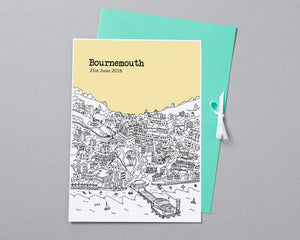 Personalised Bournemouth Print-4