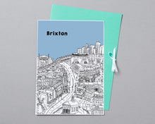 Load image into Gallery viewer, Personalised Brixton Print-3