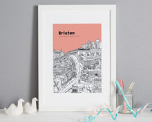 Load image into Gallery viewer, Personalised Brixton Print-6