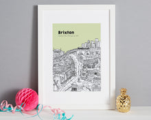 Load image into Gallery viewer, Personalised Brixton Print-1