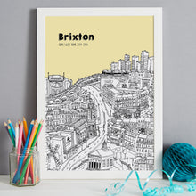 Load image into Gallery viewer, Personalised Brixton Print-5