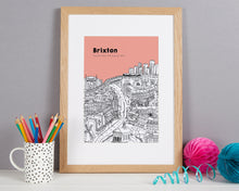 Load image into Gallery viewer, Personalised Brixton Print