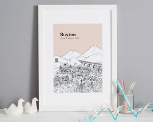 Personalised Buxton Print-1