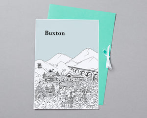 Personalised Buxton Print-5