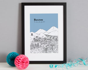 Personalised Buxton Print-4