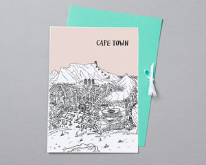 Personalised Cape Town Print-4