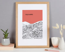 Load image into Gallery viewer, Personalised Carcassonne Print