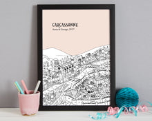 Load image into Gallery viewer, Personalised Carcassonne Print-3