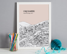 Load image into Gallery viewer, Personalised Carcassonne Print-6