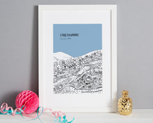 Load image into Gallery viewer, Personalised Carcassonne Print-1
