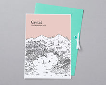 Load image into Gallery viewer, Personalised Cavtat Print-6