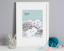 Load image into Gallery viewer, Personalised Cavtat Print-1