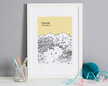 Load image into Gallery viewer, Personalised Cavtat Print-3