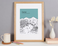 Load image into Gallery viewer, Personalised Cavtat Print