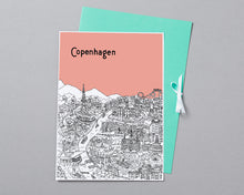 Load image into Gallery viewer, Personalised Copenhagen Print-3