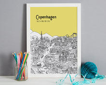 Load image into Gallery viewer, Personalised Copenhagen Print-6