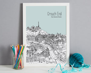 Personalised Crouch End Print-7