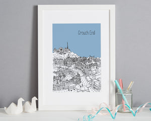Personalised Crouch End Print-6