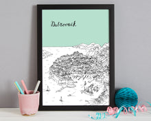 Load image into Gallery viewer, Personalised Dubrovnik Print-3