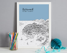 Load image into Gallery viewer, Personalised Dubrovnik Print-7