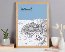 Load image into Gallery viewer, Personalised Dubrovnik Print