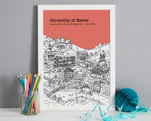 Load image into Gallery viewer, Personalised Exeter Graduation Gift