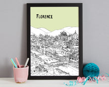 Load image into Gallery viewer, Personalised Florence Print-3