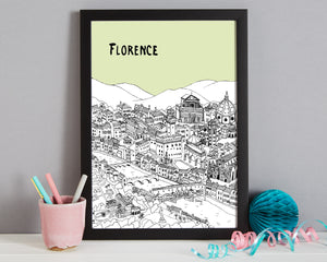 Personalised Florence Print-3