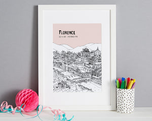 Personalised Florence Print-6
